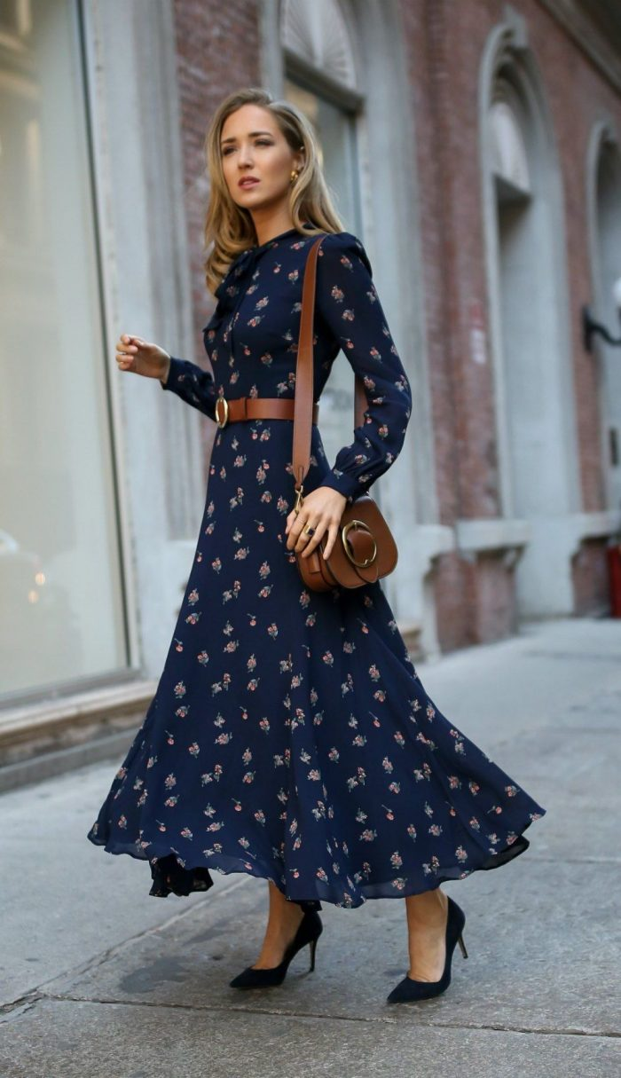 2018 Footwear For Maxi Dresses And Skirts (5)