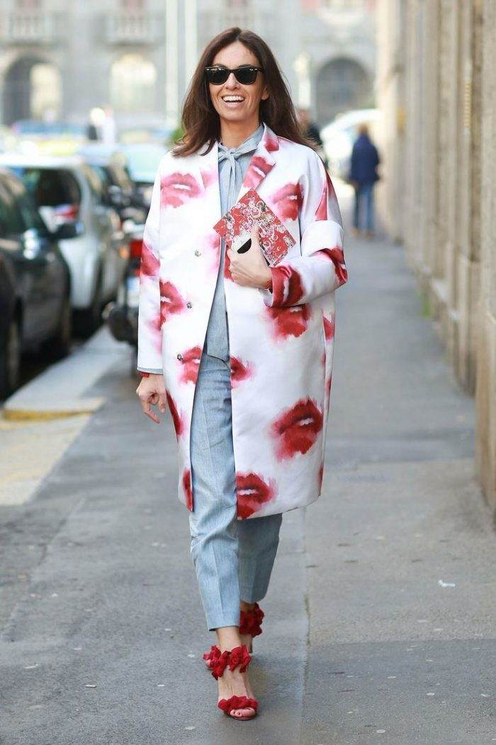 2018 Funky Prints For Women Best Street Style Ideas (27)