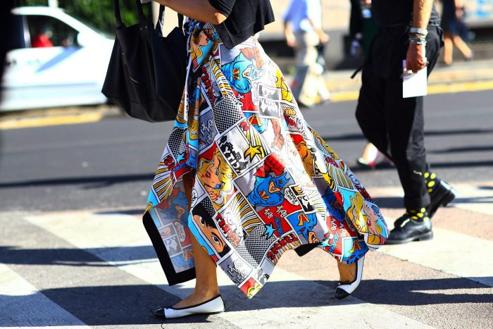 2018 Funky Prints For Women Best Street Style Ideas (29)