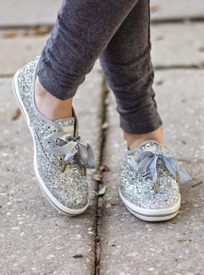 2018 Glitter Fashion Trend For Women (1)