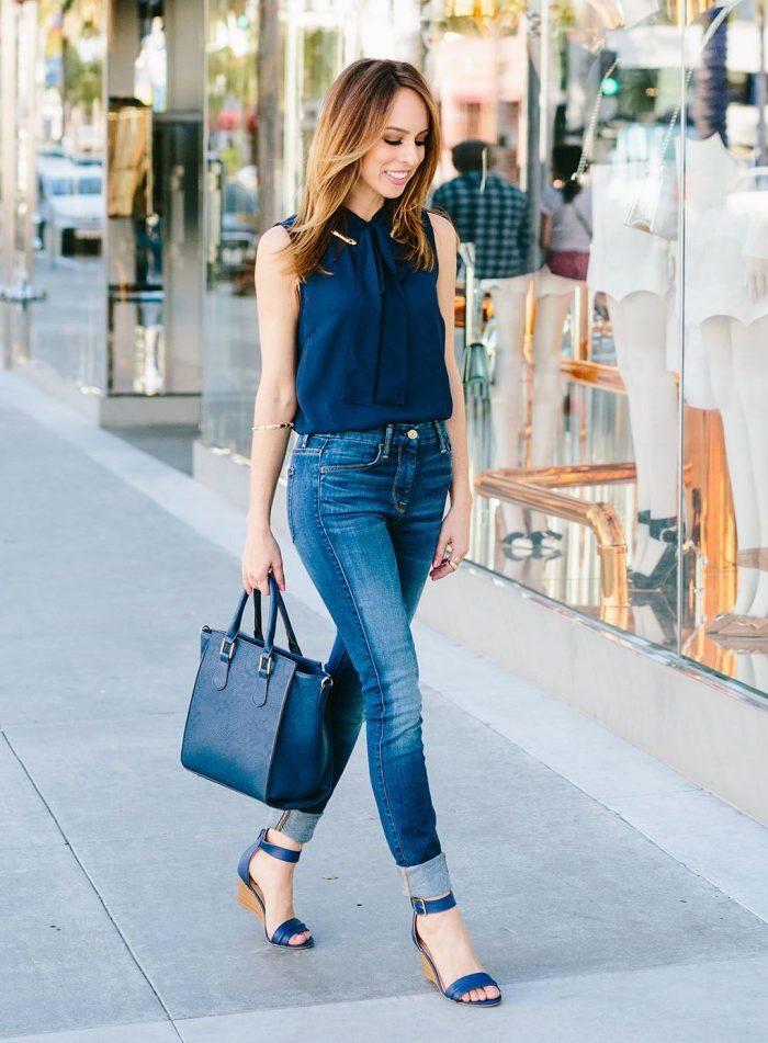 2018 High Waist Jeans For Women (10)