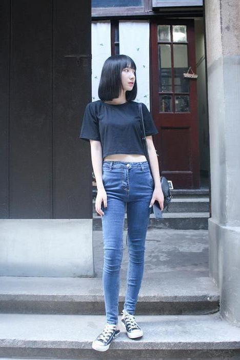 2018 High Waist Jeans For Women (14)