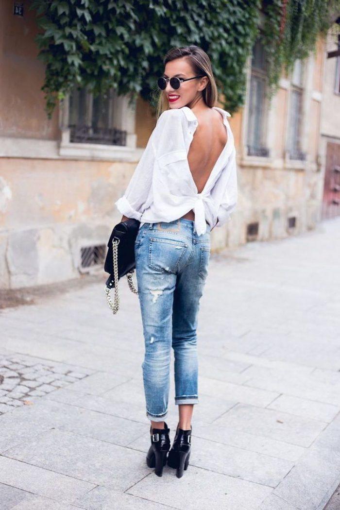2018 High Waist Jeans For Women (15)