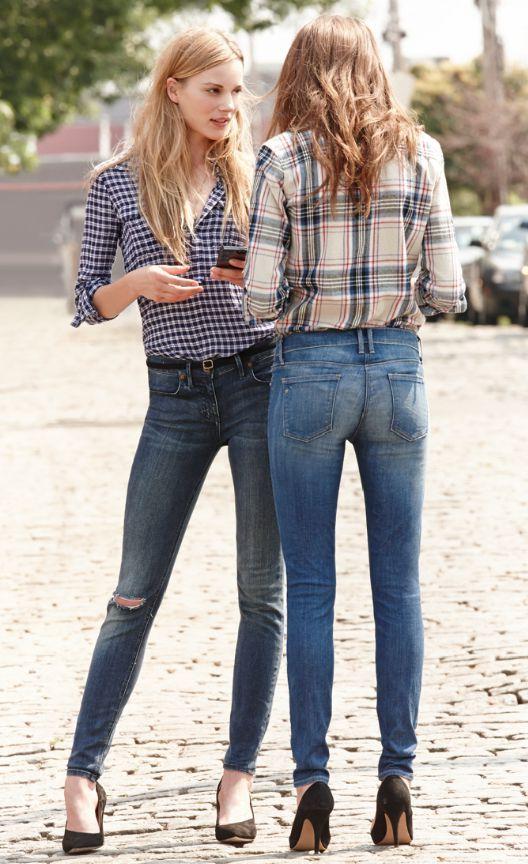 2018 High Waist Jeans For Women (22)