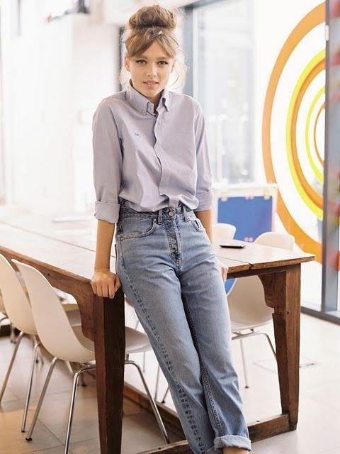 2018 High Waist Jeans For Women (9)