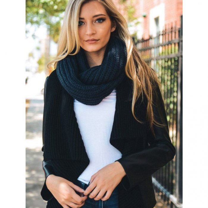 2018 Infinity Scarves For Women (9)