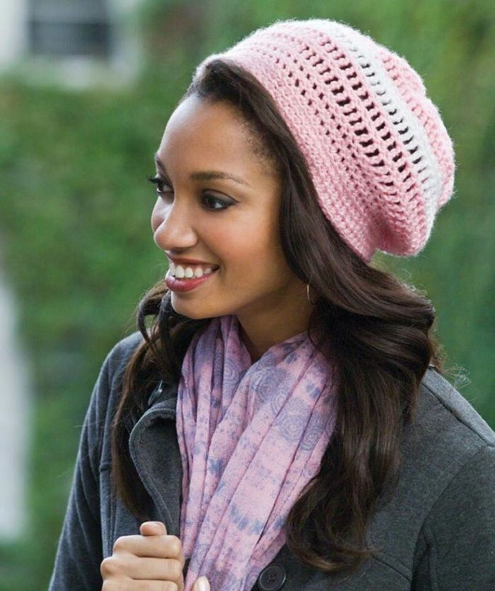 Knitted Hats Look Awesome On Women 2020