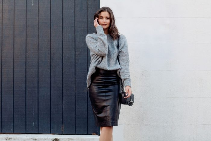 Leather Skirts: Fashion Must-Haves 2019