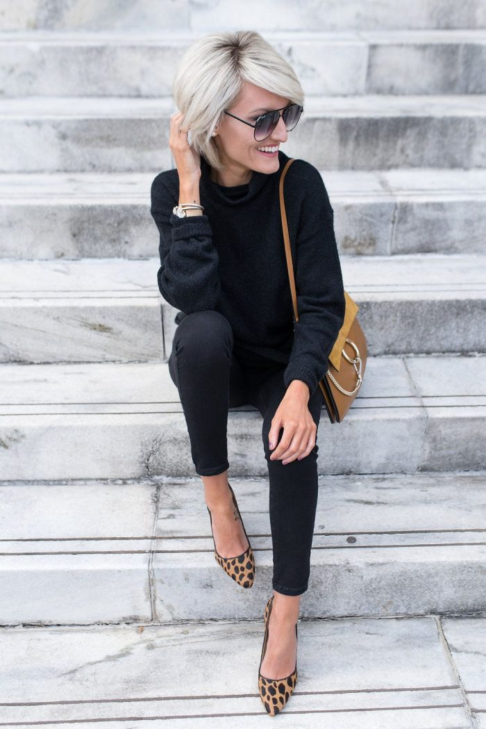 Leopard Print Shoes Footwear Trend 2019