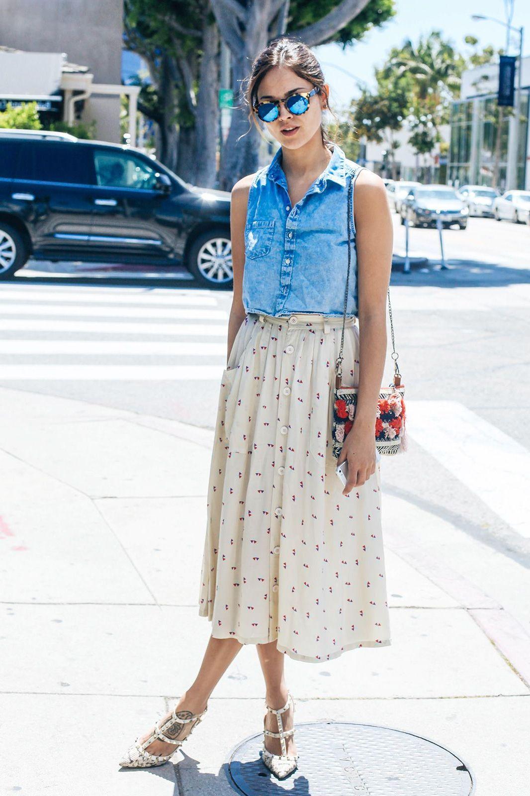 Best Midi Skirts For Summer 2020 – WardrobeFocus.com