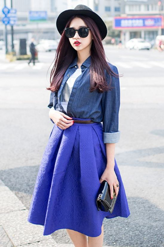 Best Midi Skirts For Summer 2020