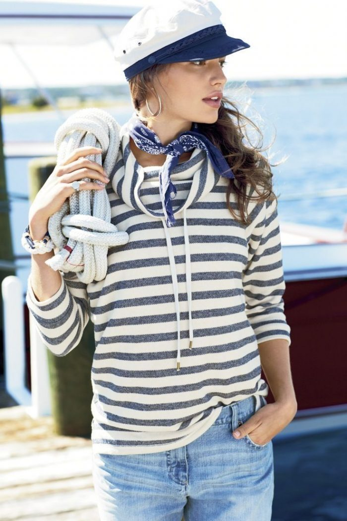 2018 Nautical Trend For Women (10)