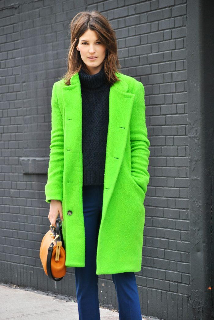 2018 Neon Colors Trend For Women (1)