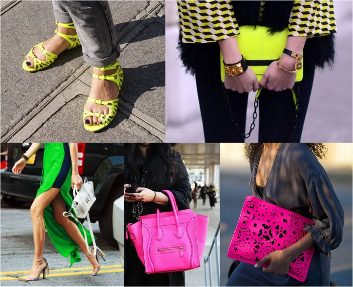 2018 Neon Colors Trend For Women (18)