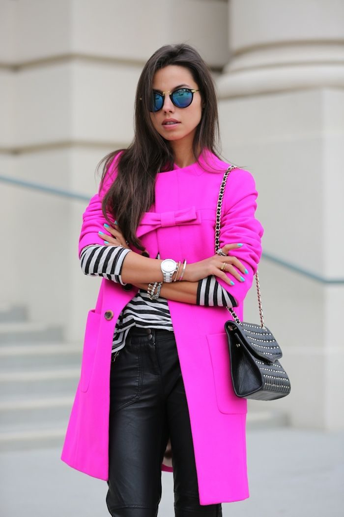 2018 Neon Colors Trend For Women (25)