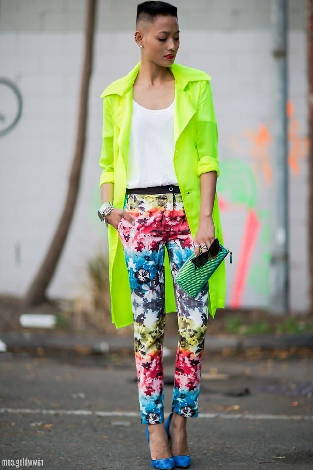 2018 Neon Colors Trend For Women (32)