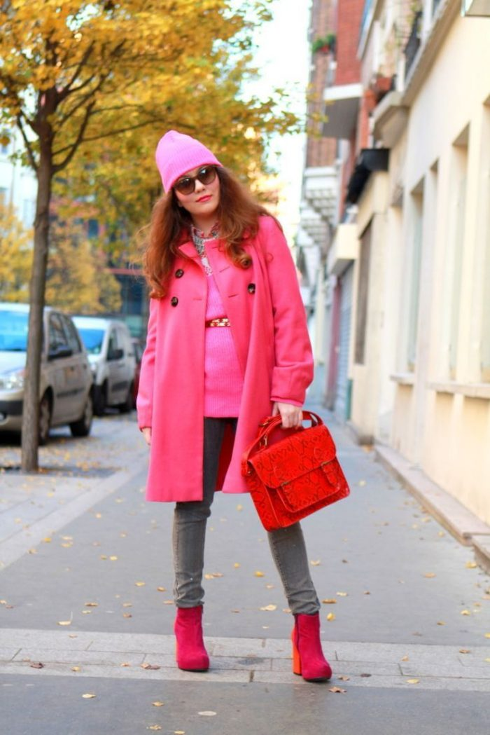 2018 Neon Colors Trend For Women (5)