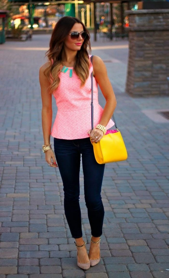 2018 Neon Colors Trend For Women (6)
