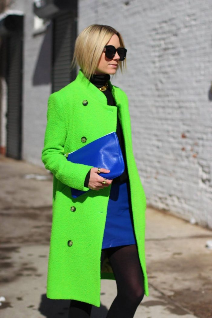 2018 Neon Colors Trend For Women (7)