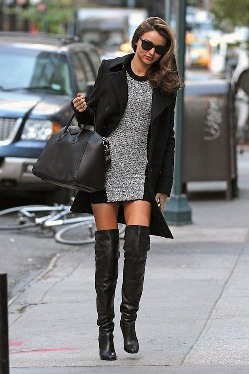 Over the Knee Boots: 20 Best Looks 2020
