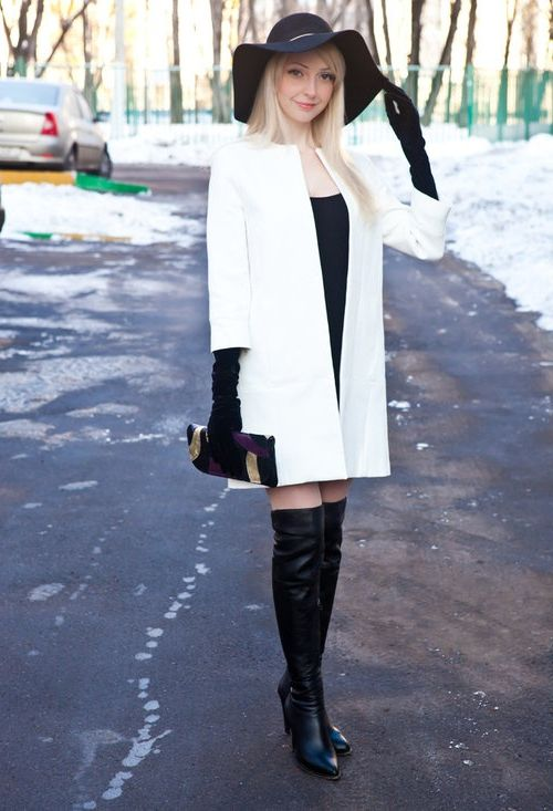 Over the Knee Boots: 20 Best Looks 2019