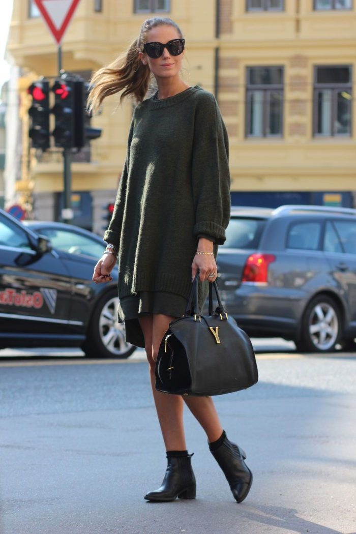 Oversized Sweaters: Best Combinations For Women 2019