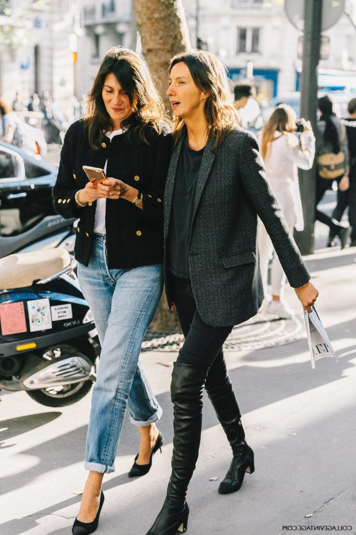 How to Look Like a Parisian Chic 2020