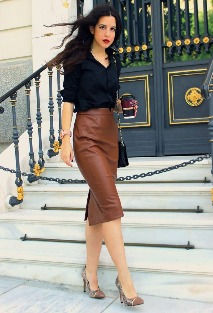 Best Ways To Wear Pencil Skirt 2019