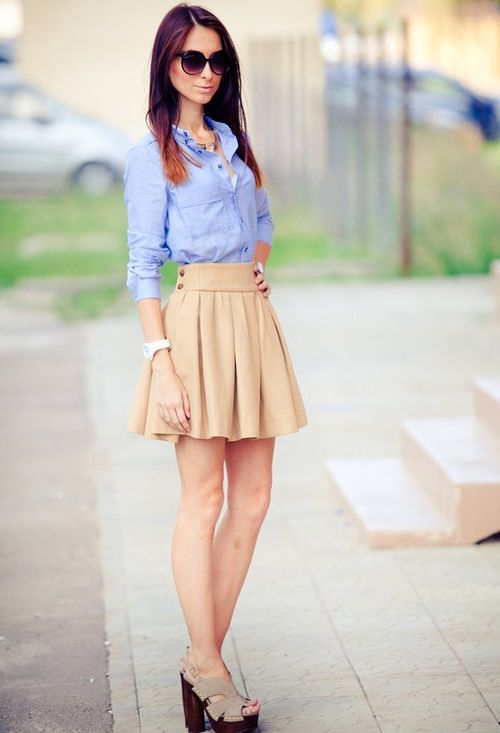 2018 Preppy Style Trend For Women (17)