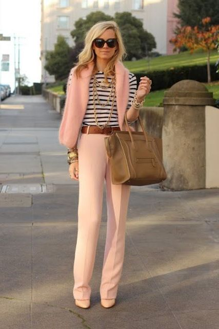 2018 Preppy Style Trend For Women (20)
