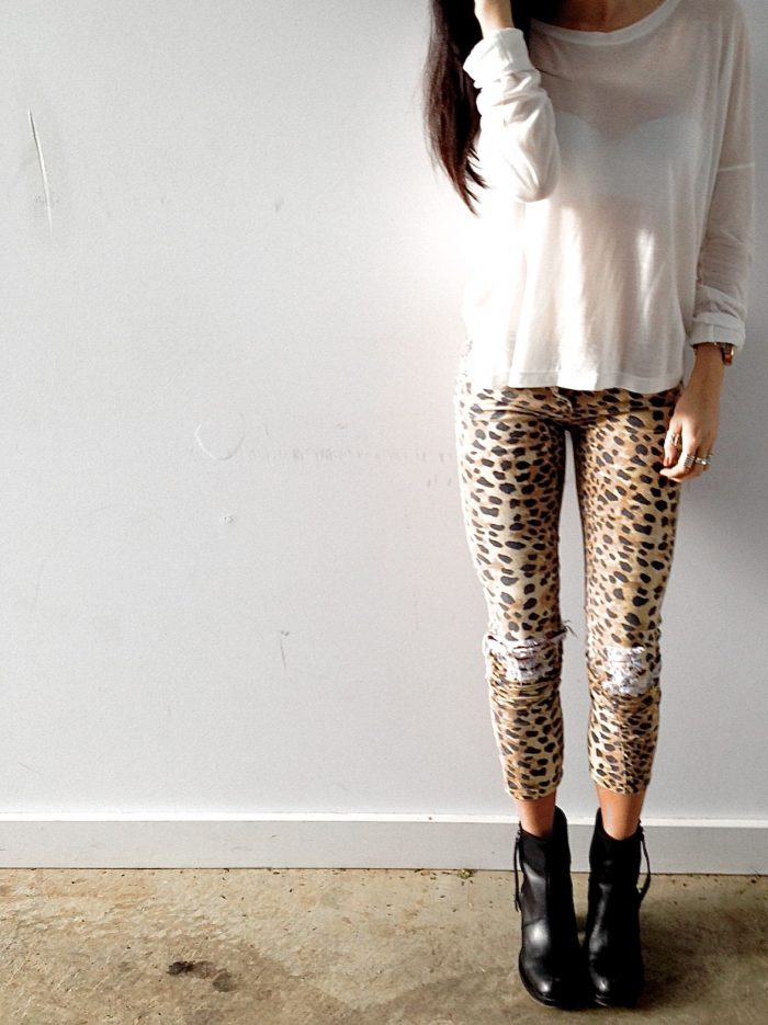 Printed Jeans For Women 2020