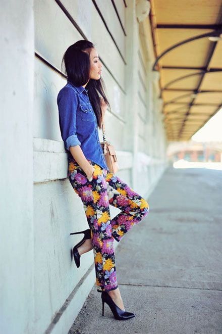 Printed Pants For Women 2020