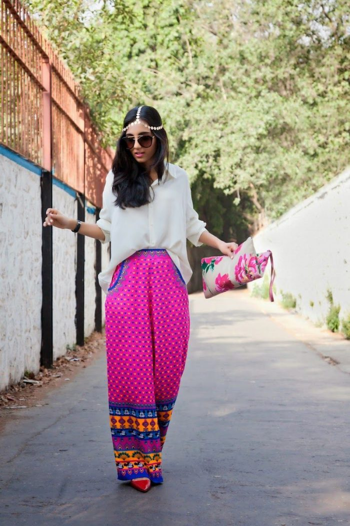 Printed Pants For Women 2019