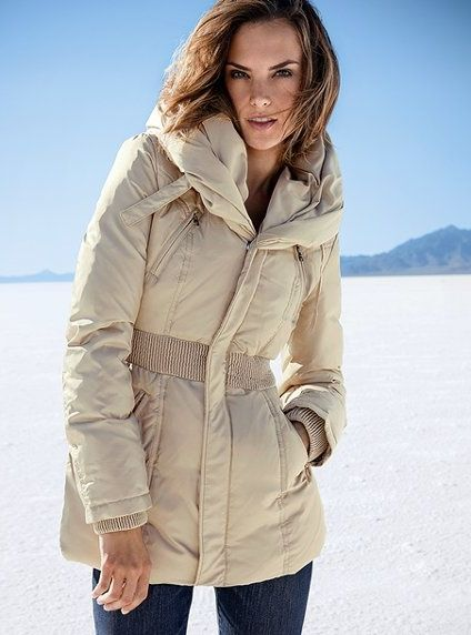 Puffer Jackets Look Awesome On Women 2020