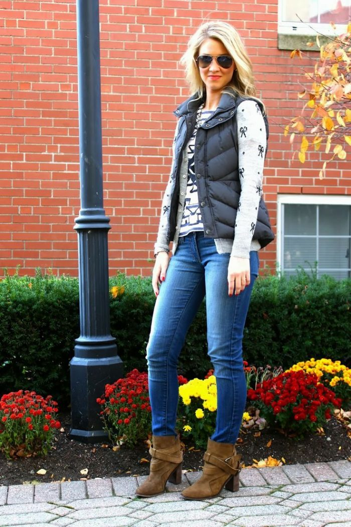 Winter Puffer Vests For Women 2019