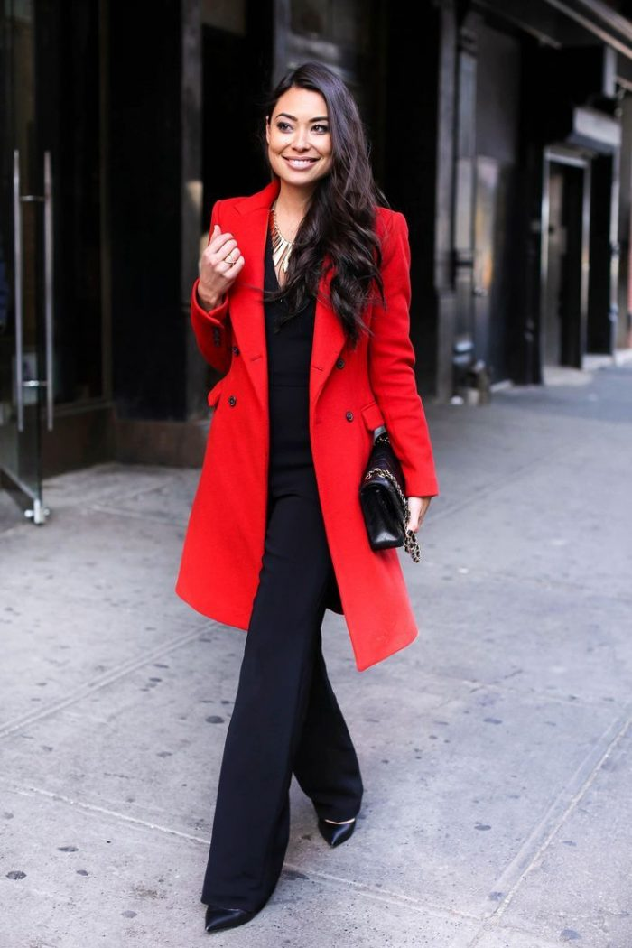 Women Look Awesome In Red 2019