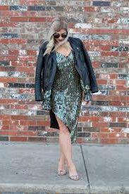 2018 Sequin Fashion Trend (18)