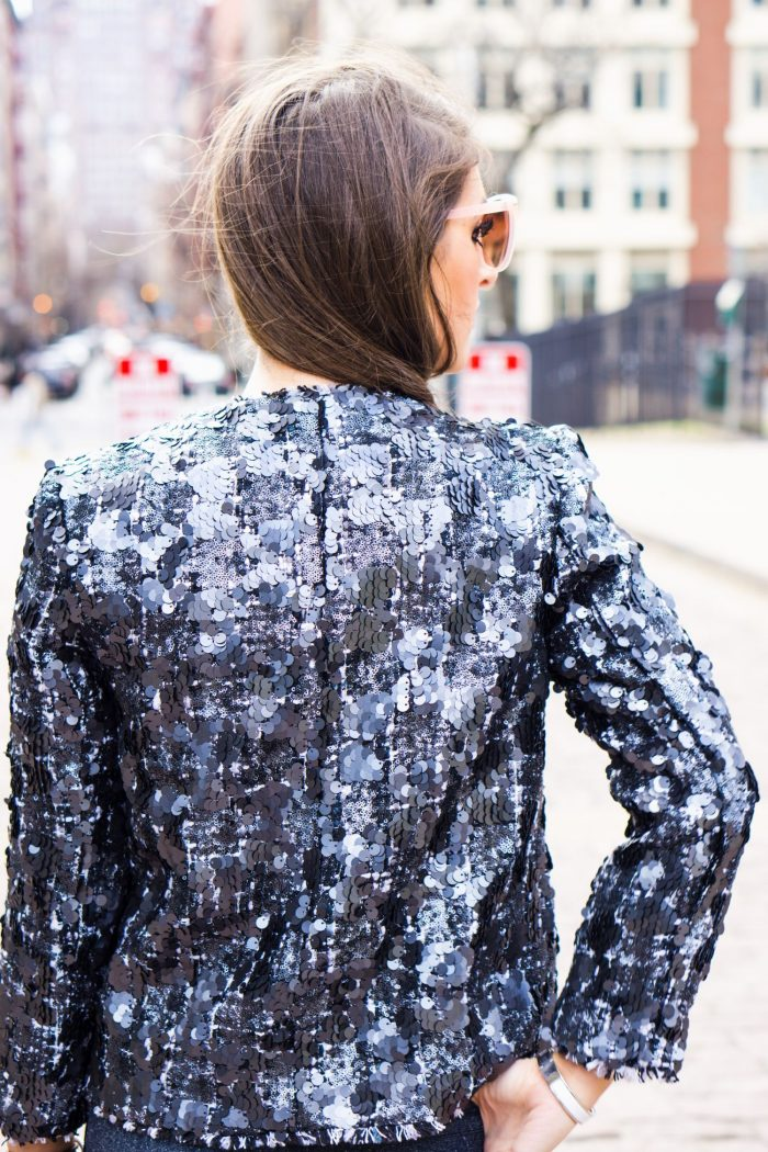 Sequined Clothes And Accessories For Women 2020
