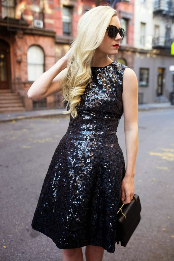 2018 Sequined Clothes For Women Awesome Ideas To Try Now (15)