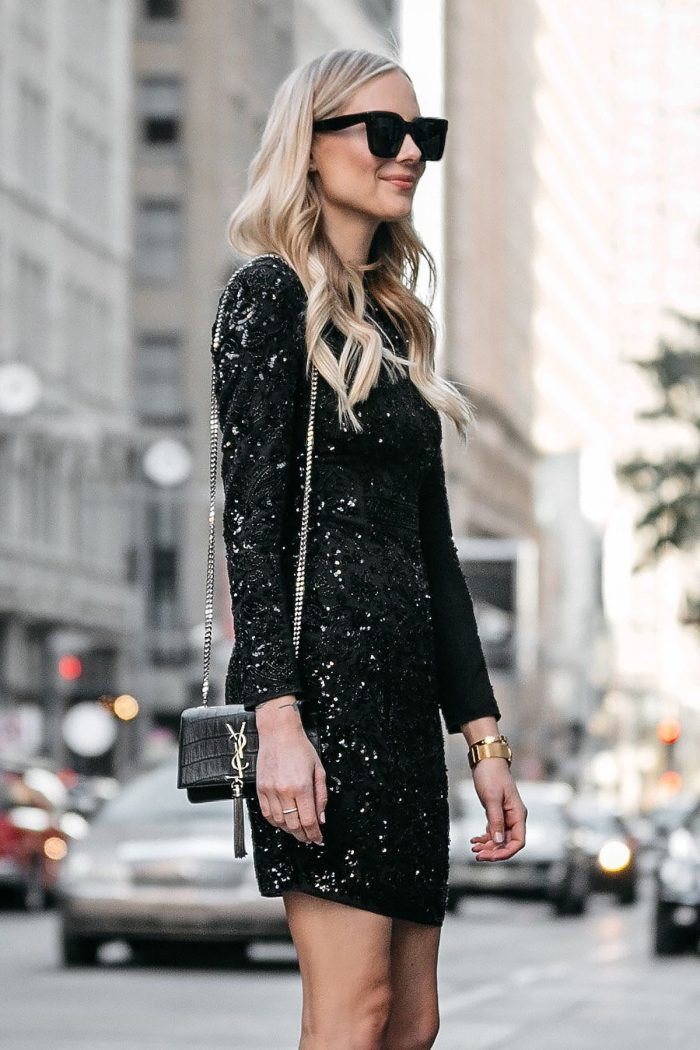 2018 Sequined Clothes For Women Awesome Ideas To Try Now (2)