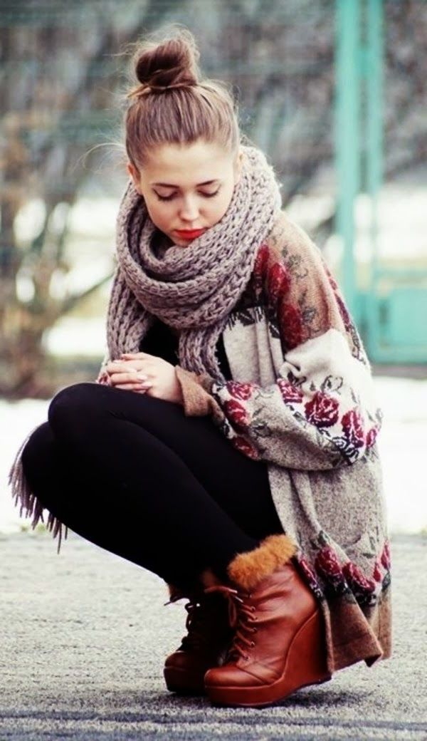 2018 Simple Winter Clothes For Women (14)