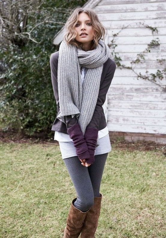 2018 Simple Winter Clothes For Women (7)
