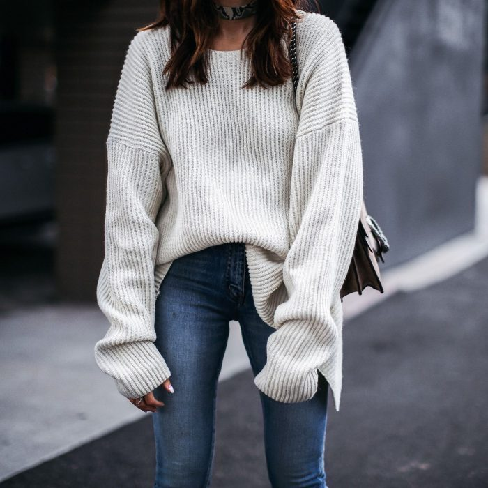 2018 Slouchy Sweaters For Women (1)