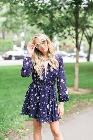 2018 Starry Print For Women (11)