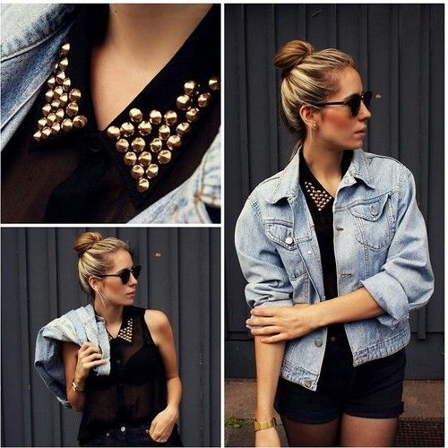 Studded Fashion Trend For Women 2019