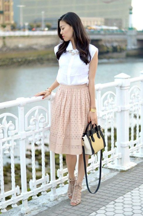 2018 Summer First Date Clothes For Women (11)