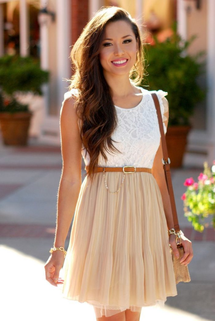 2018 Summer First Date Clothes For Women (14)