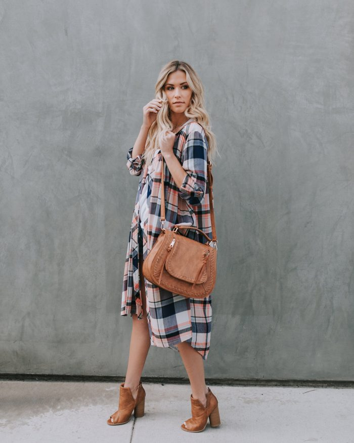 2018 Tartan Print Trends For Women (22)