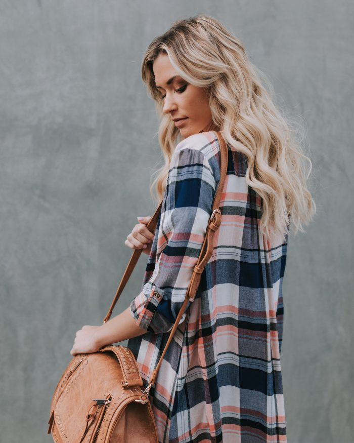 2018 Tartan Print Trends For Women (23)