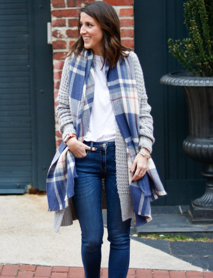 2018 Tartan Print Trends For Women (32)
